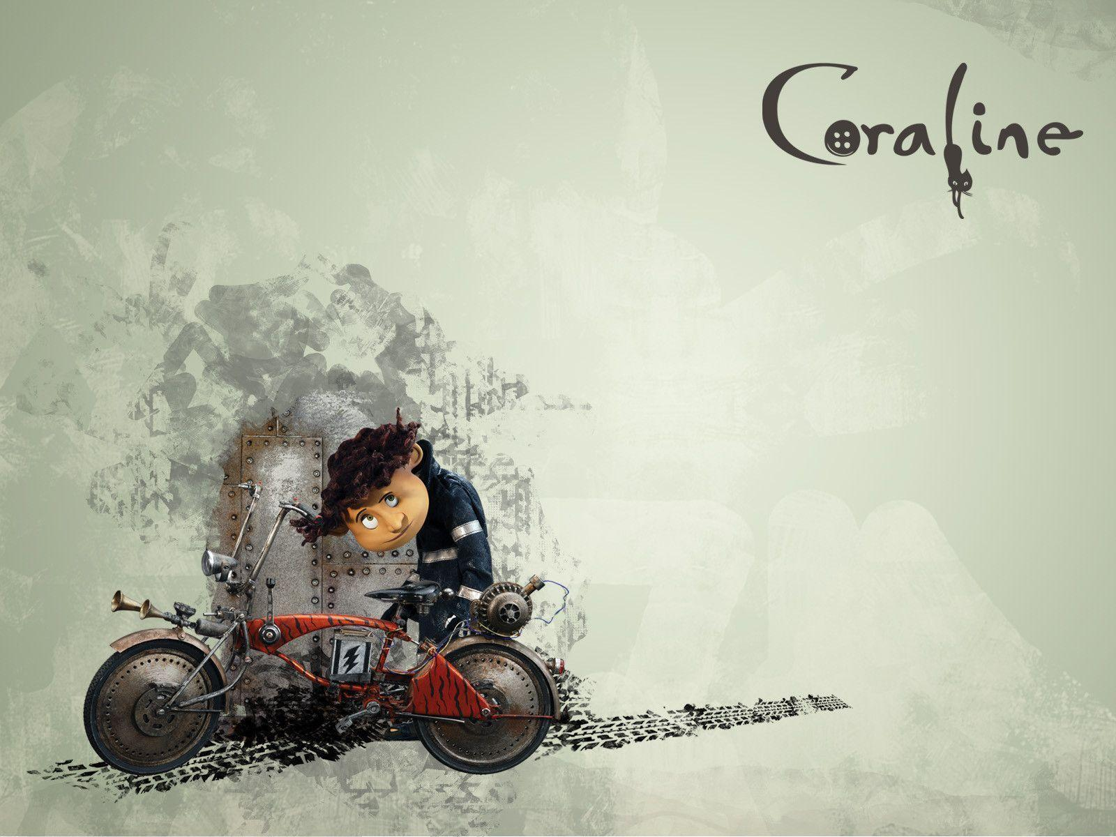 Coraline Wallpapers Wallpaper Cave