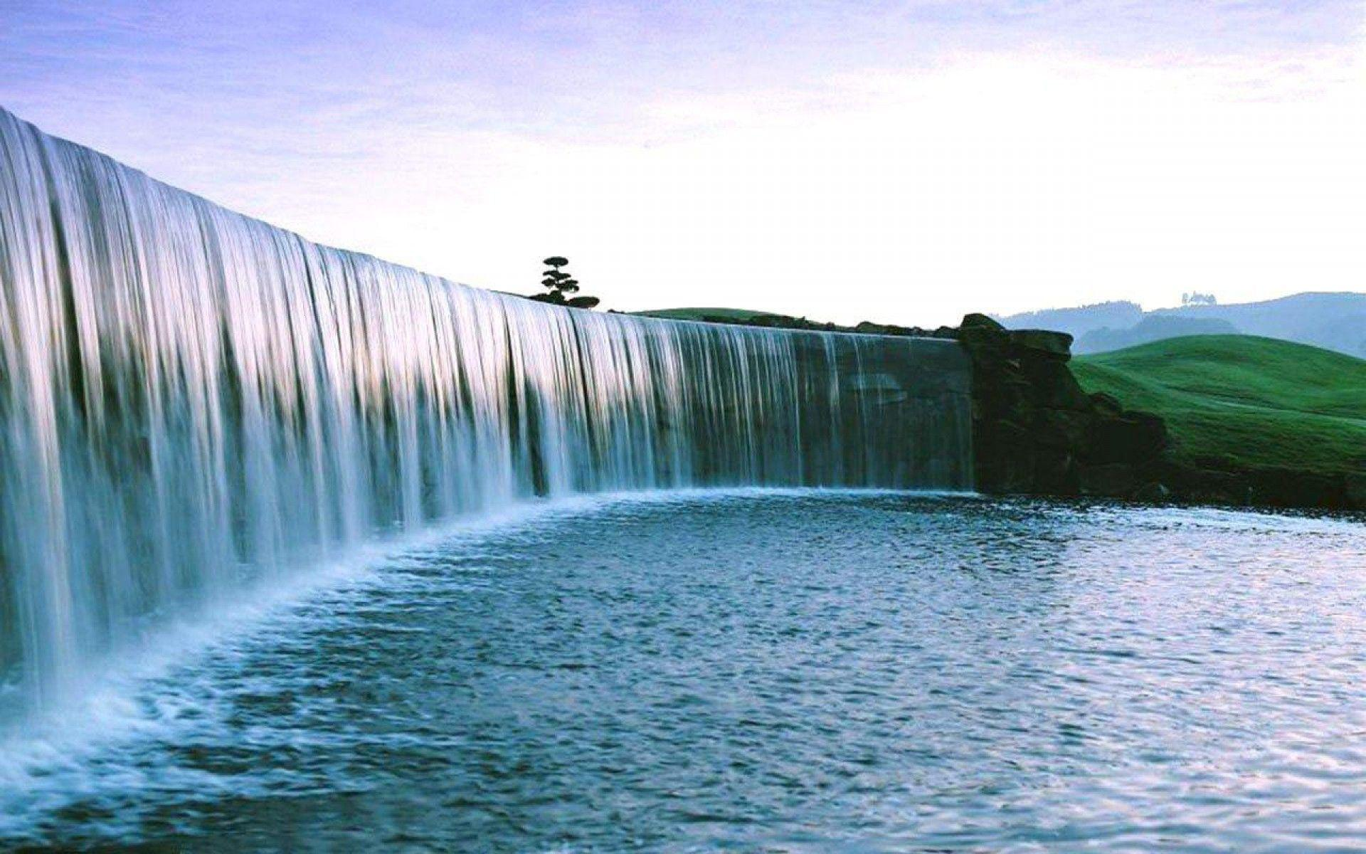 Wallpapers Waterfall