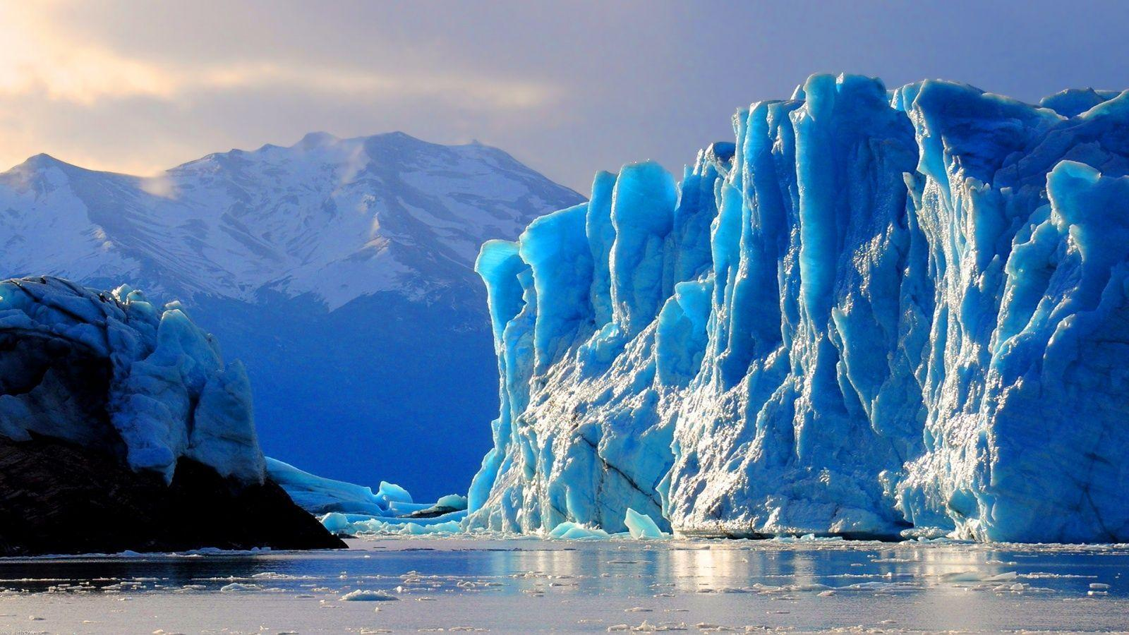 Download Best Beautiful Natures & Ice Glacier Wallpapers Collection