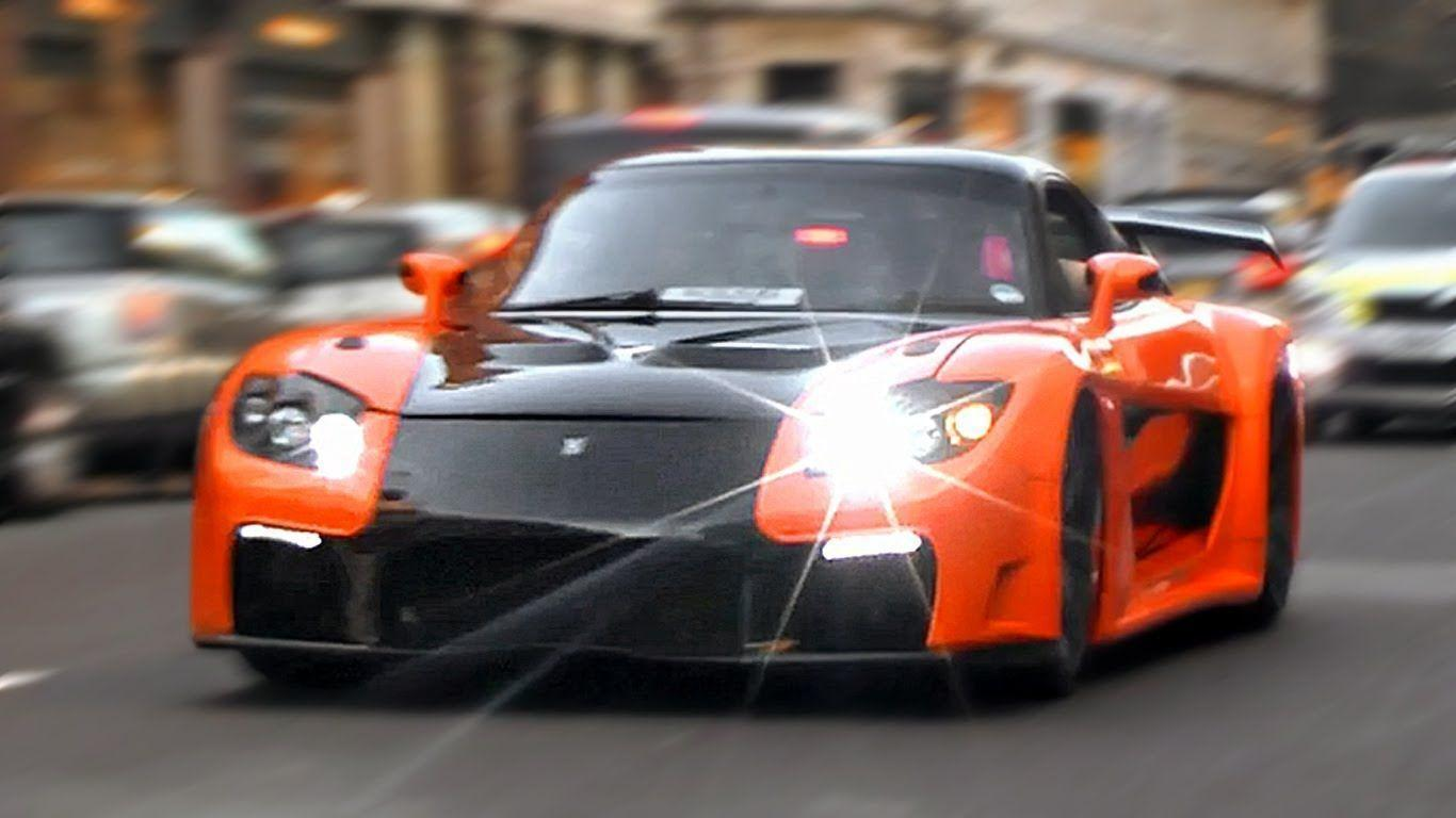 Veilside Rx Cars For Sale