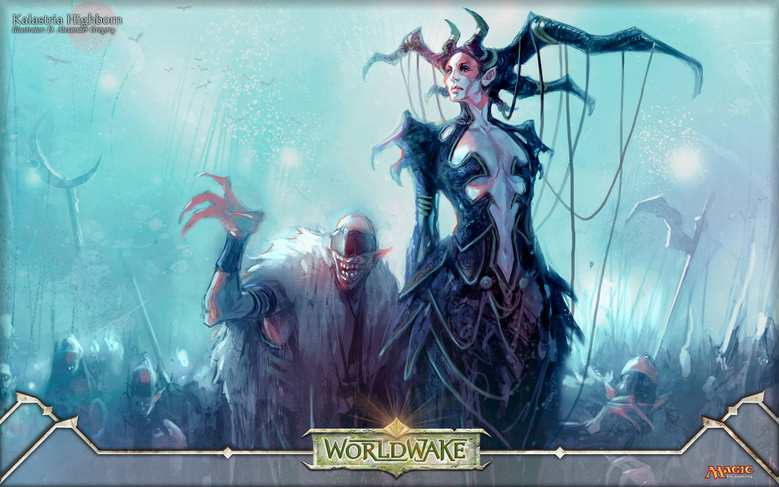 magic the gathering wallpapers wallpaper cave