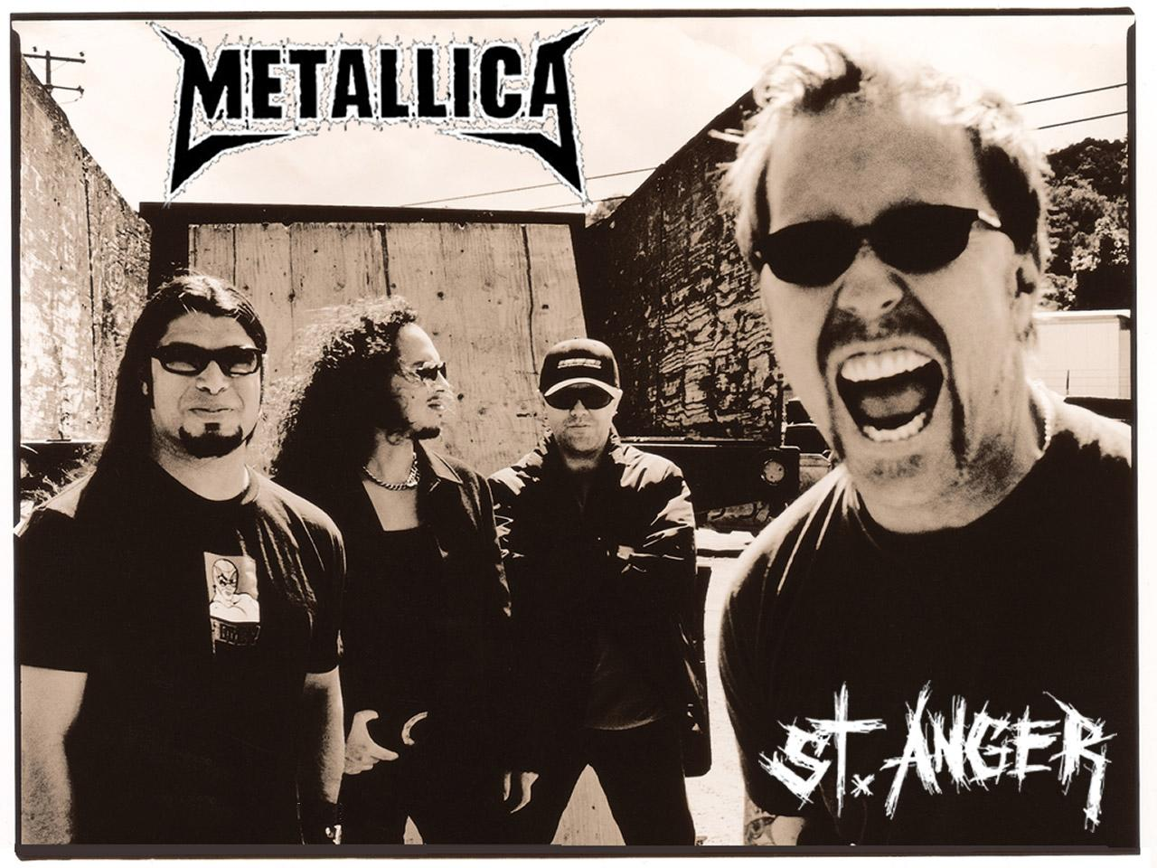 Celebrity: Metallica Members, metallica wallpapers, metallica