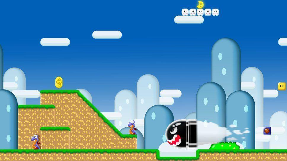 Super Mario World Wallpapers - Wallpaper Cave