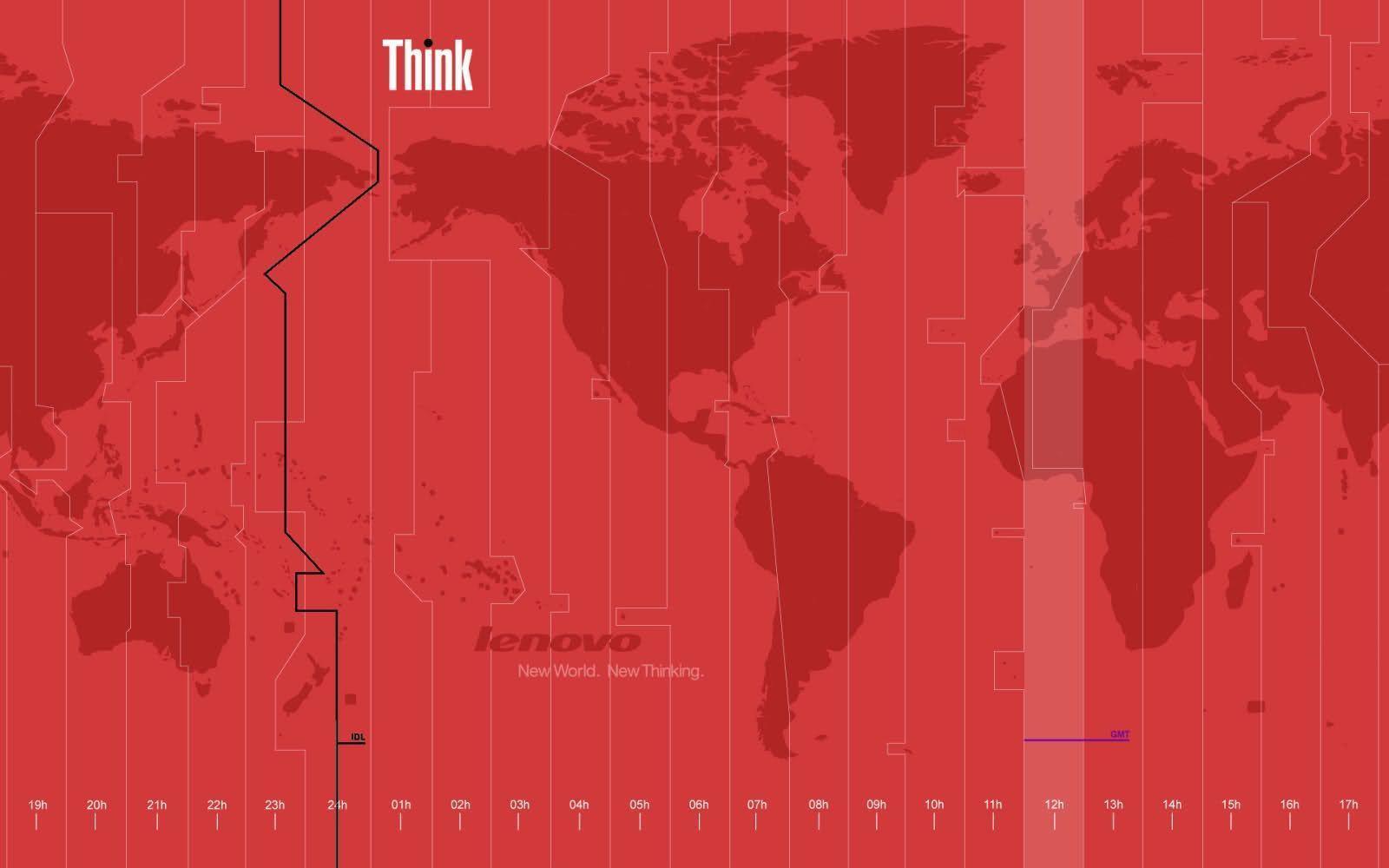Lenovo Red Wallpaper: Lenovo ThinkPad Wallpapers