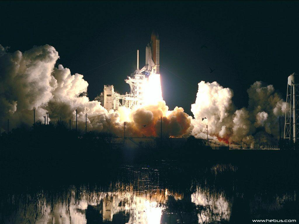 Space Shuttle Night Launch Hd Backgrounds Wallpapers 17 HD