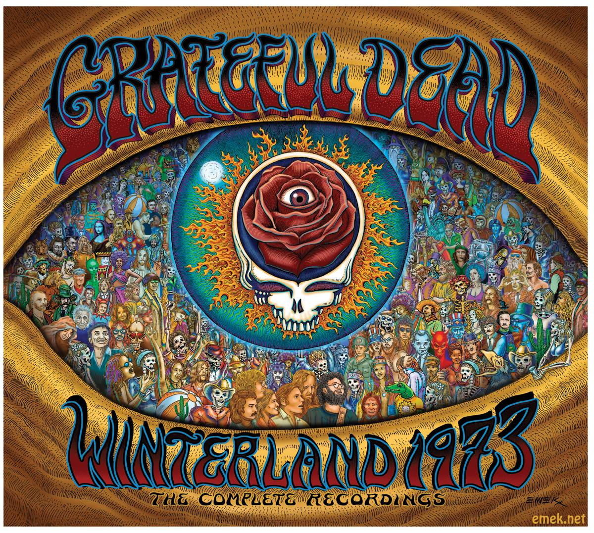 Image For > The Grateful Dead Album