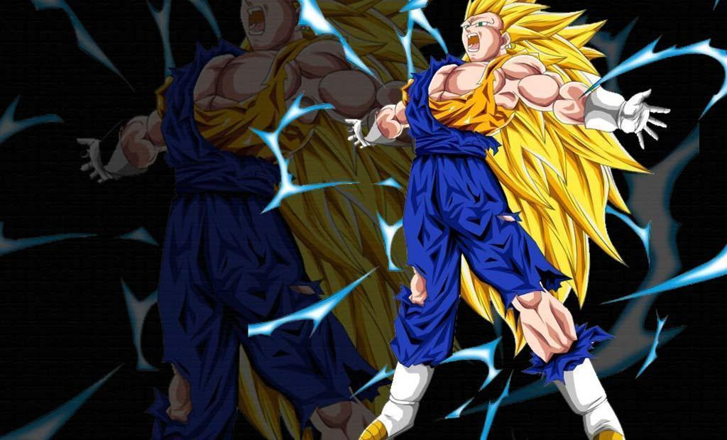 ZOOM HD PICS: Dragonball Z, Super saiyan goku Wallpapers HD