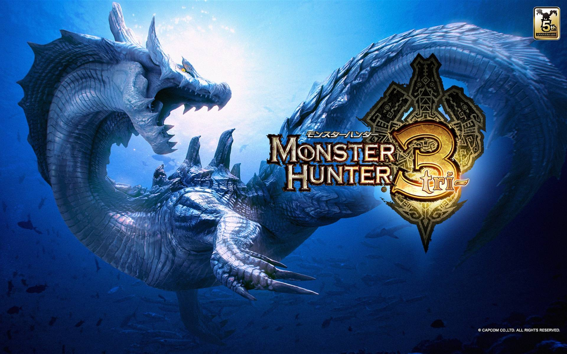 Monster Hunter Wallpapers - Wallpaper Cave