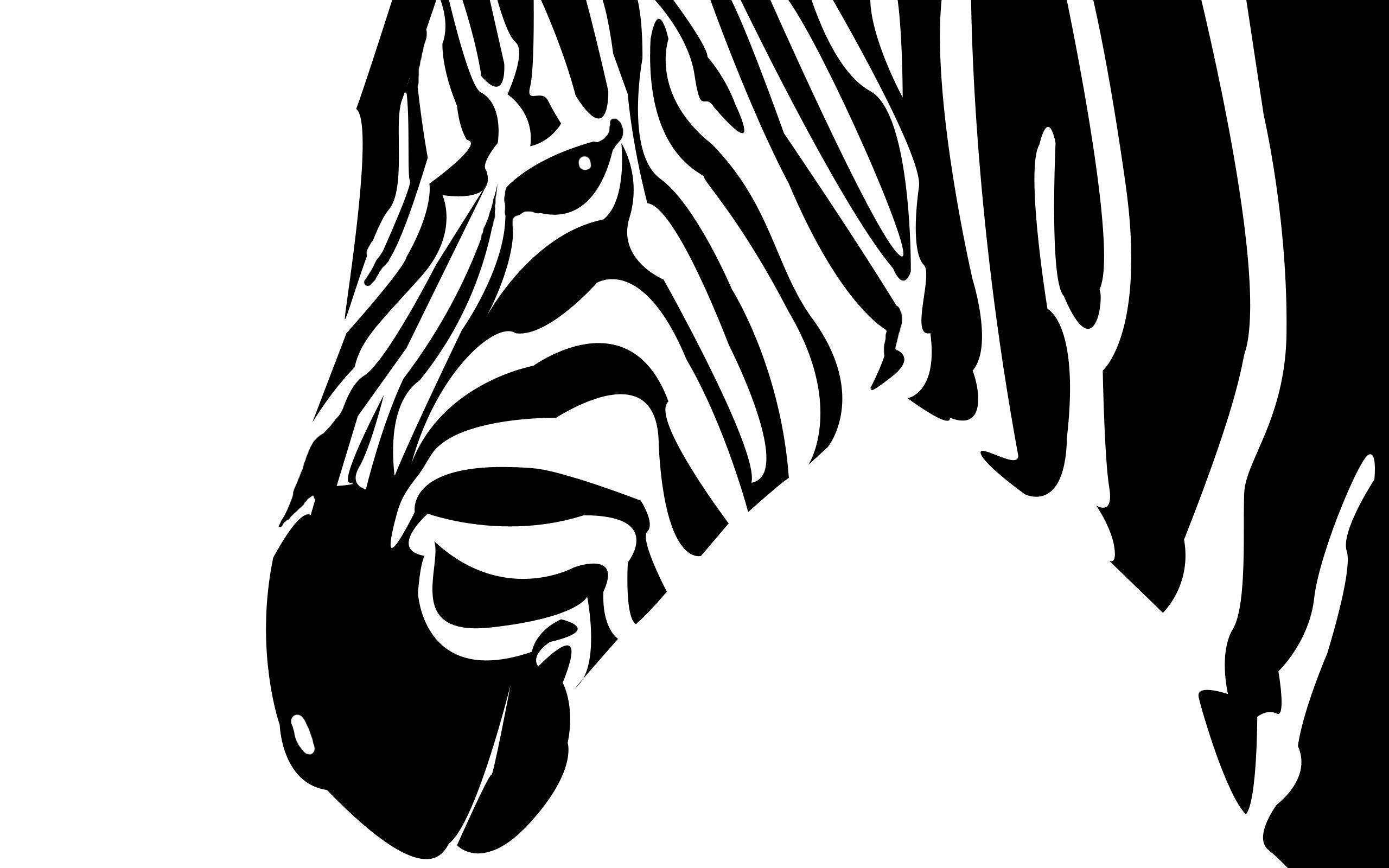 Zebra computer wallpapers wallpaper cave - Plantillas para cuadros modernos ...