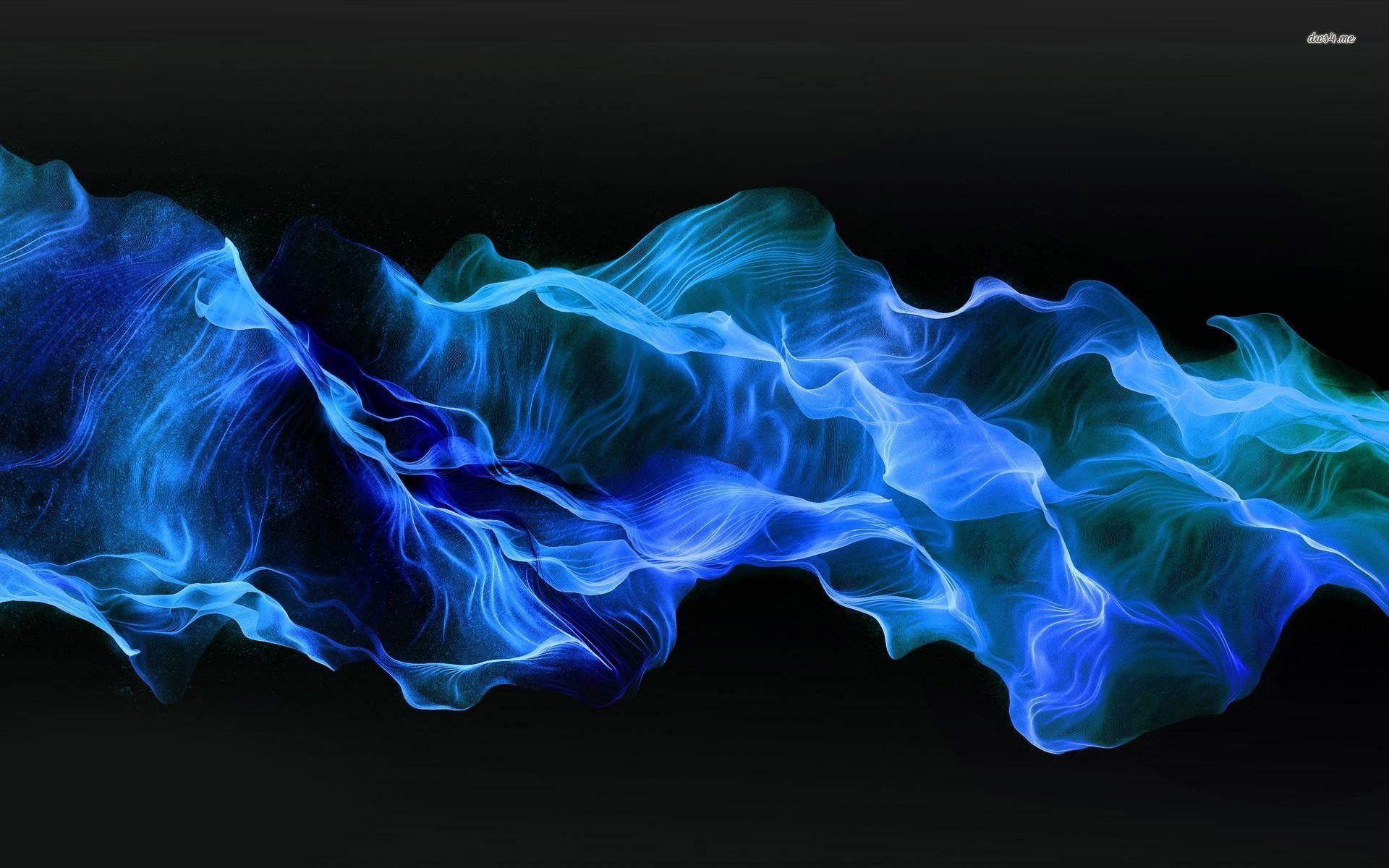 Blue Smoke Wallpapers - Wallpaper Cave