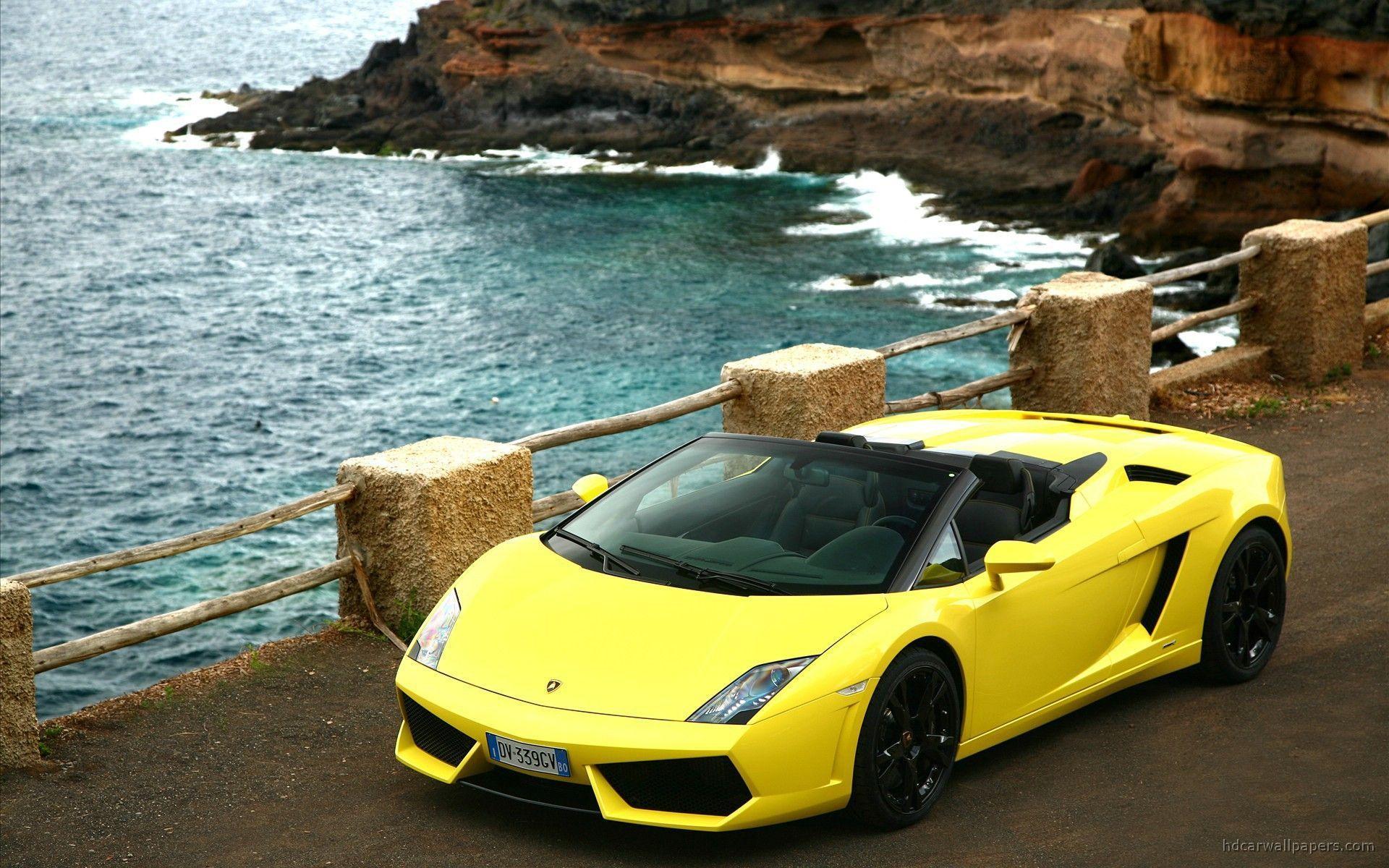 Lovely 2009 Lamborghini Gallardo LP560 4 Spyder 2 Wallpapers | HD Wallpapers Great Ideas