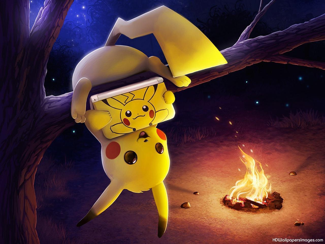 Pokémon Pikachu Wallpapers