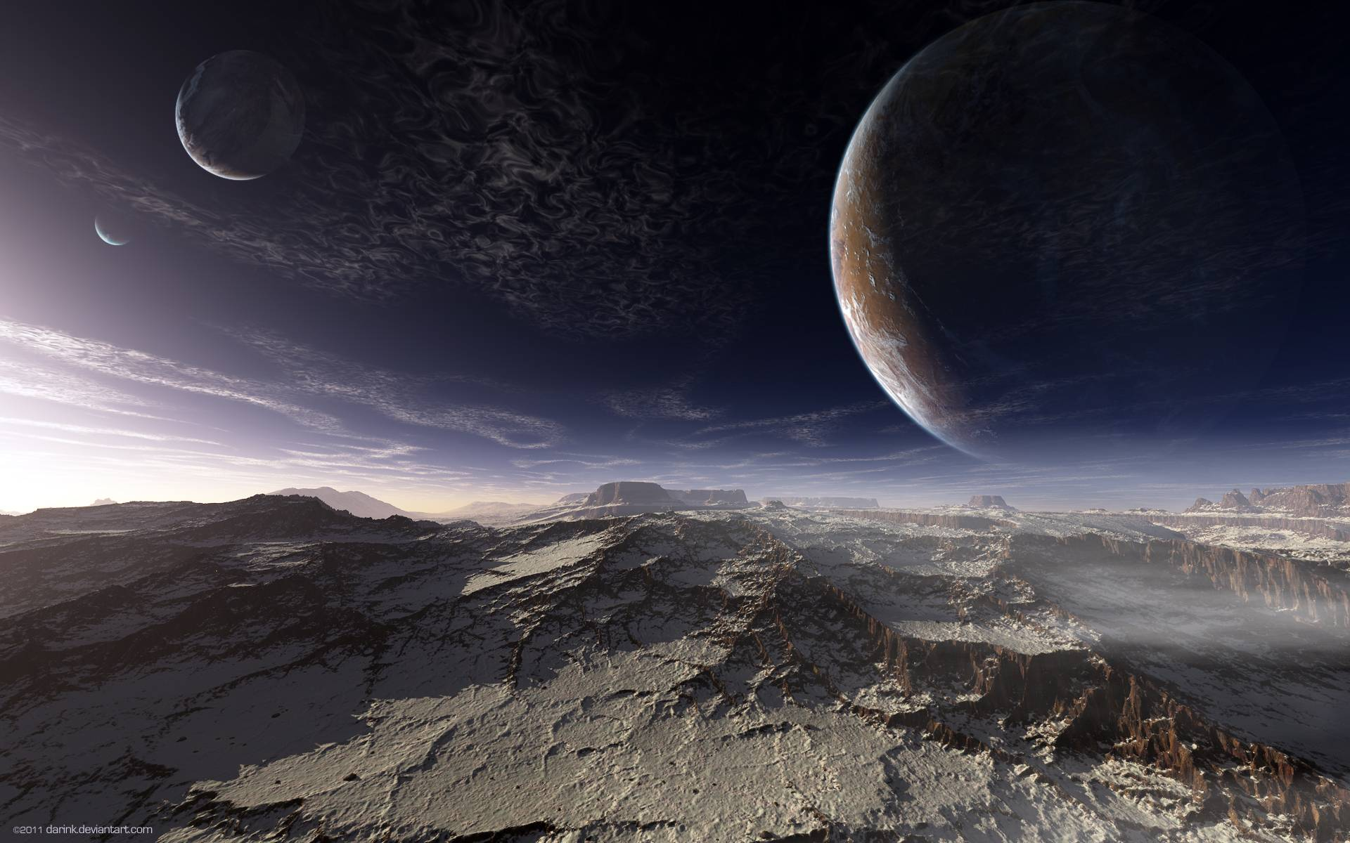 alien planet wallpapers wallpaper cave