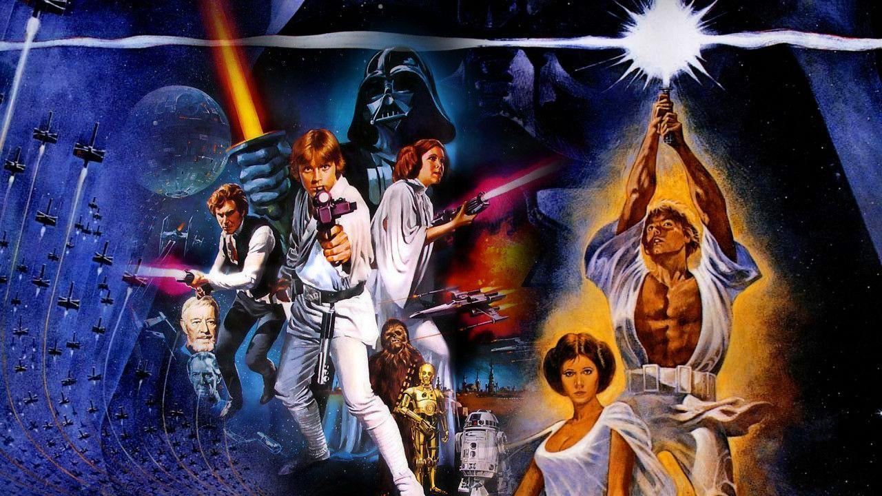 Star Wars Episode 4 Wallpapers Wallpaper Cave