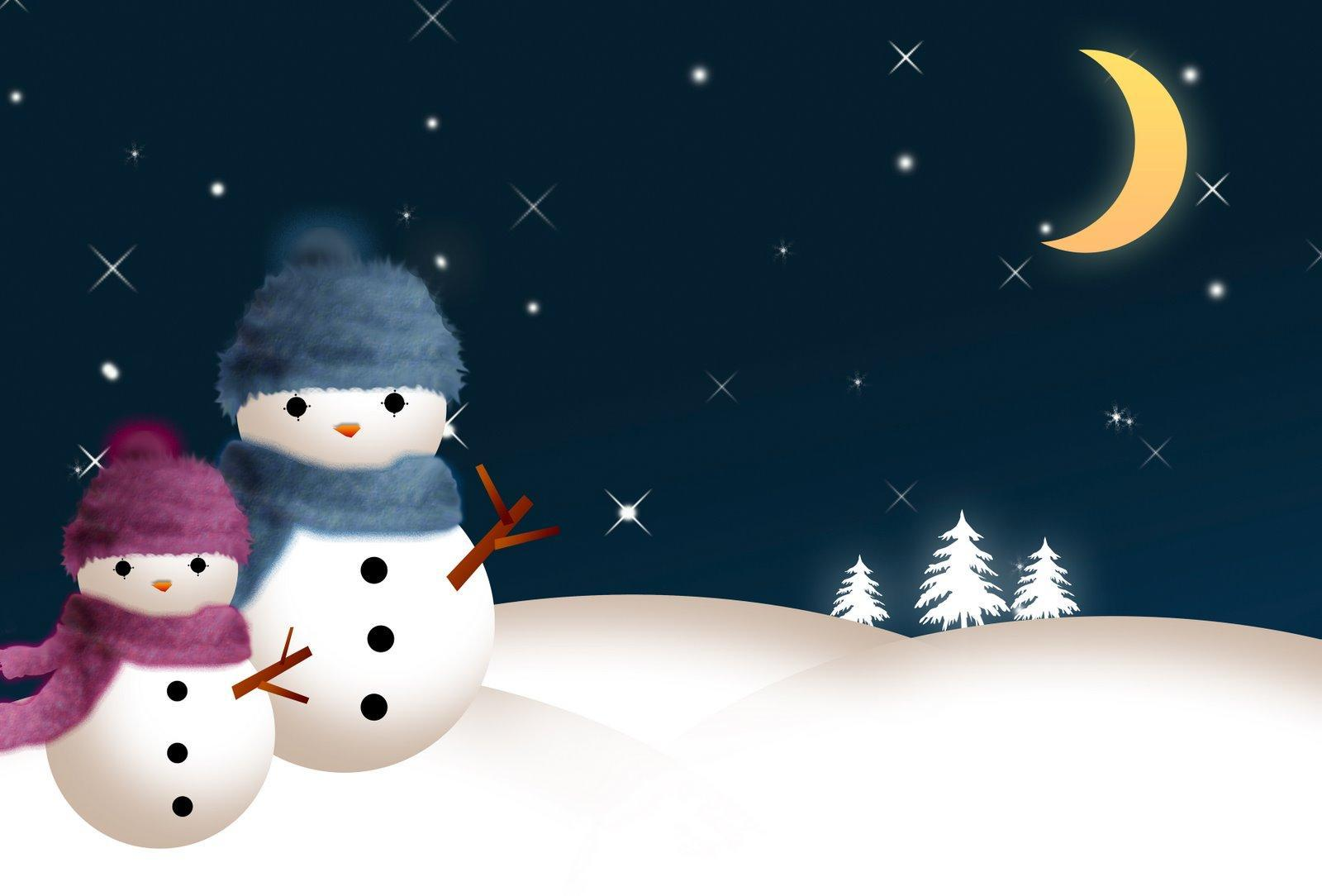 Wallpapers For > Snowman Desktop Backgrounds