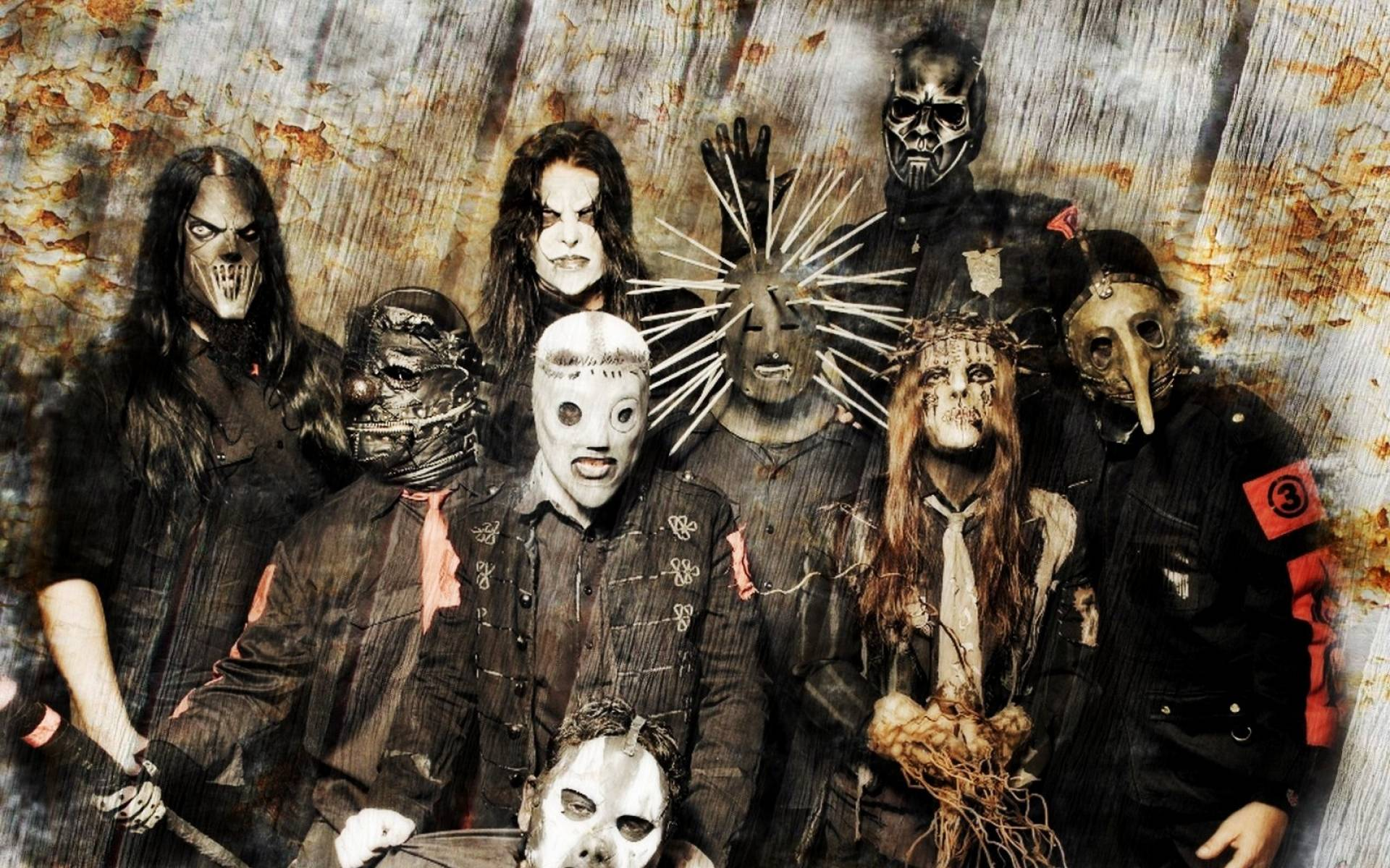 Slipknot Wallpapers Free Wallpaper Cave