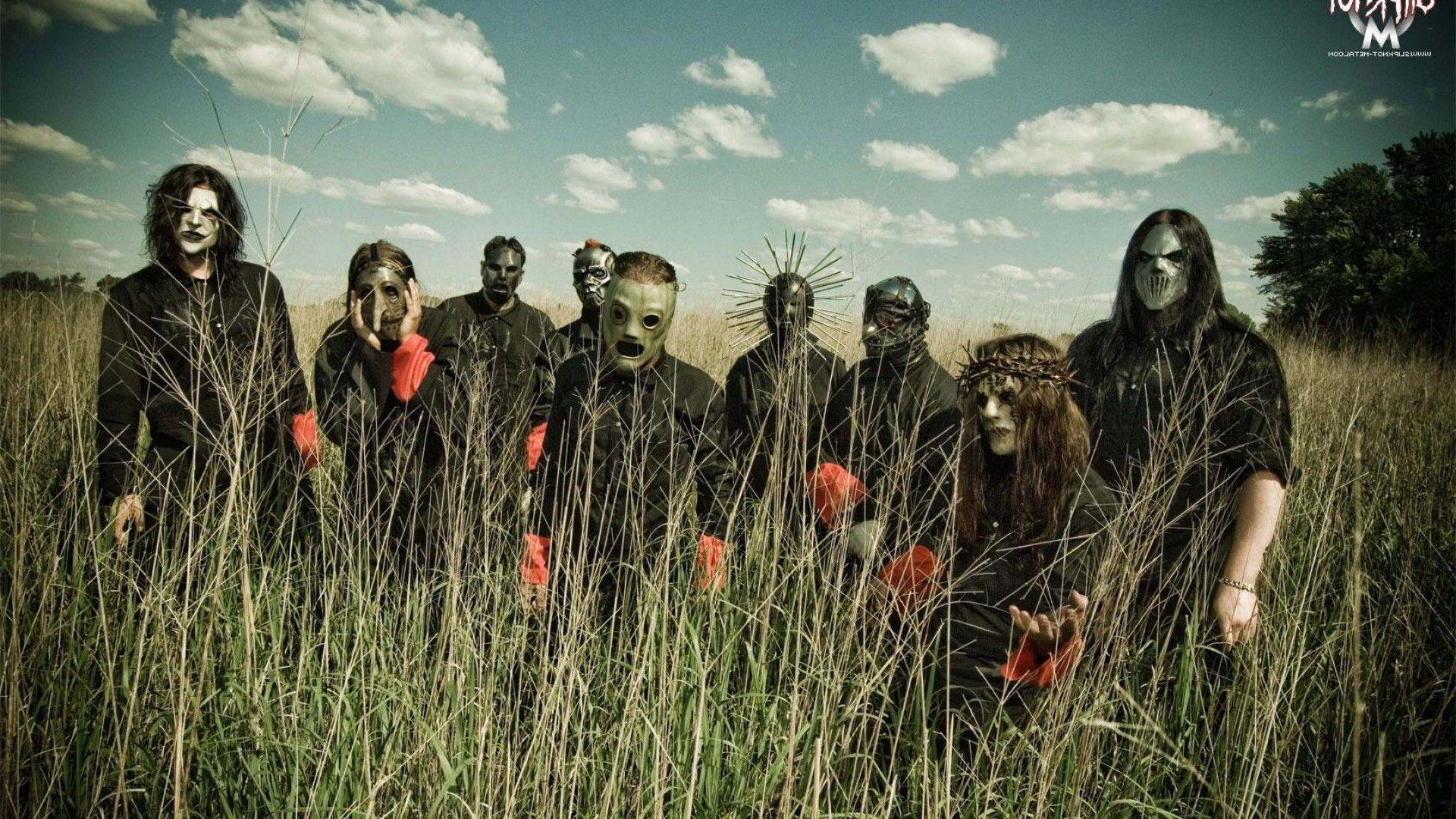 Slipknot Wallpapers - Wallpaper Cave
