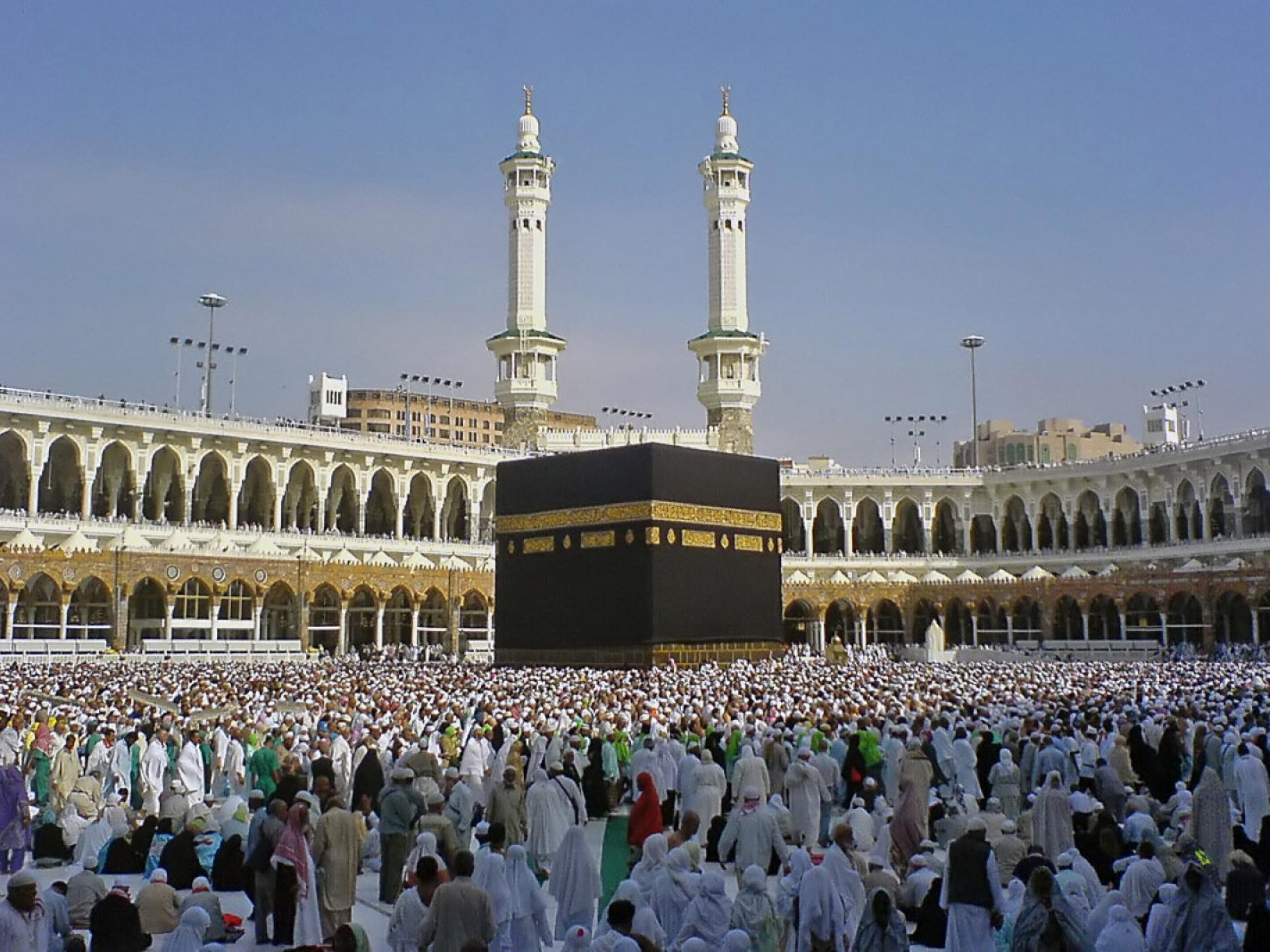 Download Free Mecca Kabba World City 525678 | HD Wallpapers ...