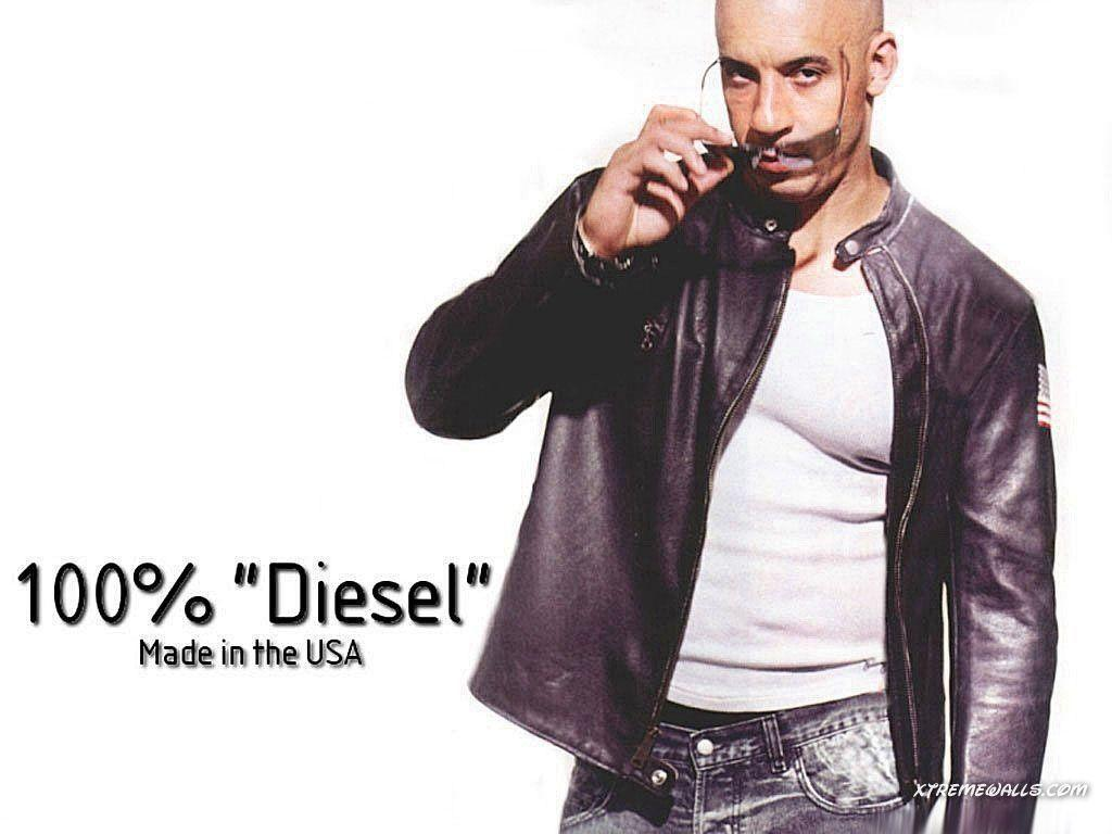 Vin Diesel 1024x768 Wallpaper (High Resolution Picture)