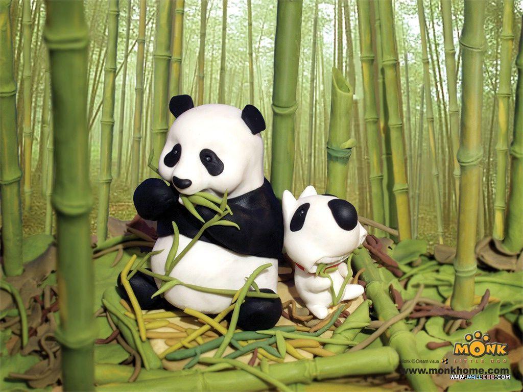 Cartoon Panda Wallpapers - Wallpaper Cave