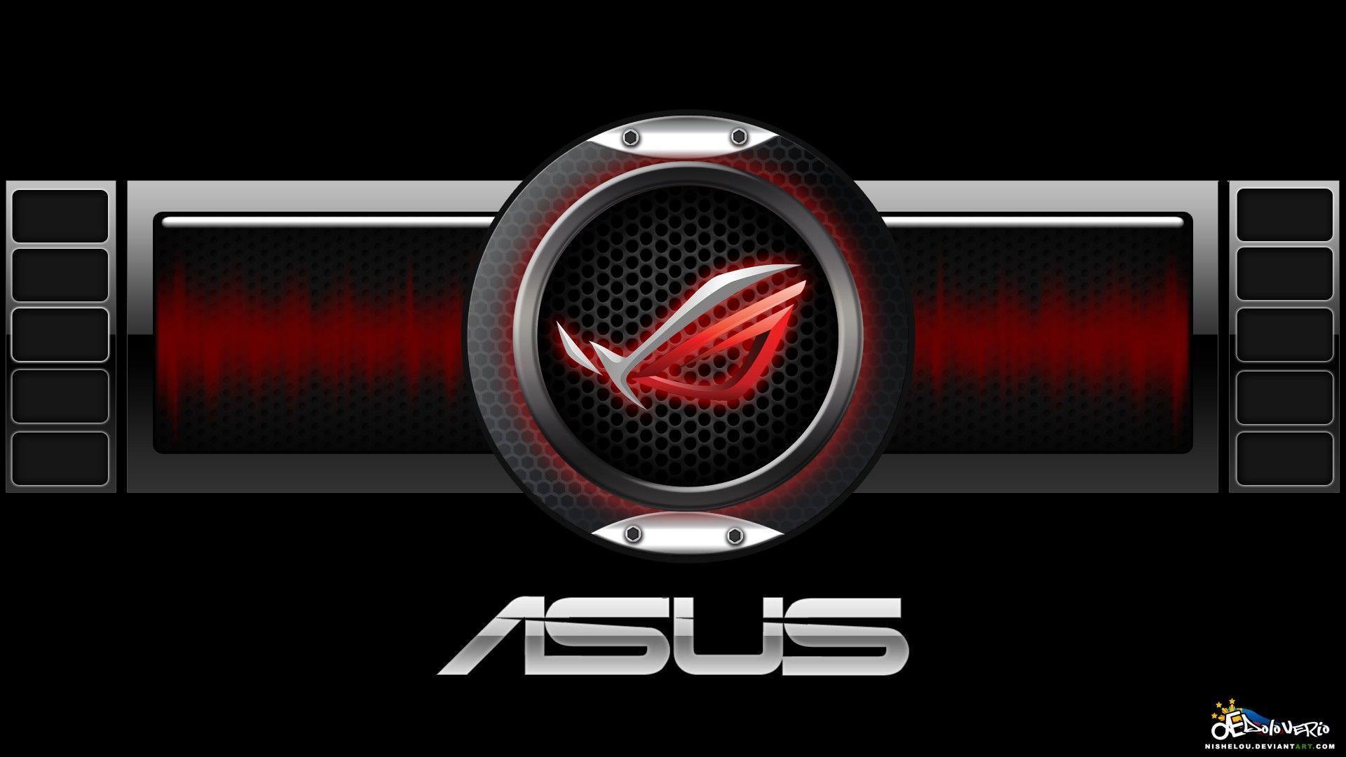 Download Latest Design ASUS ROG Wallpaper 4364 Desktop Wide
