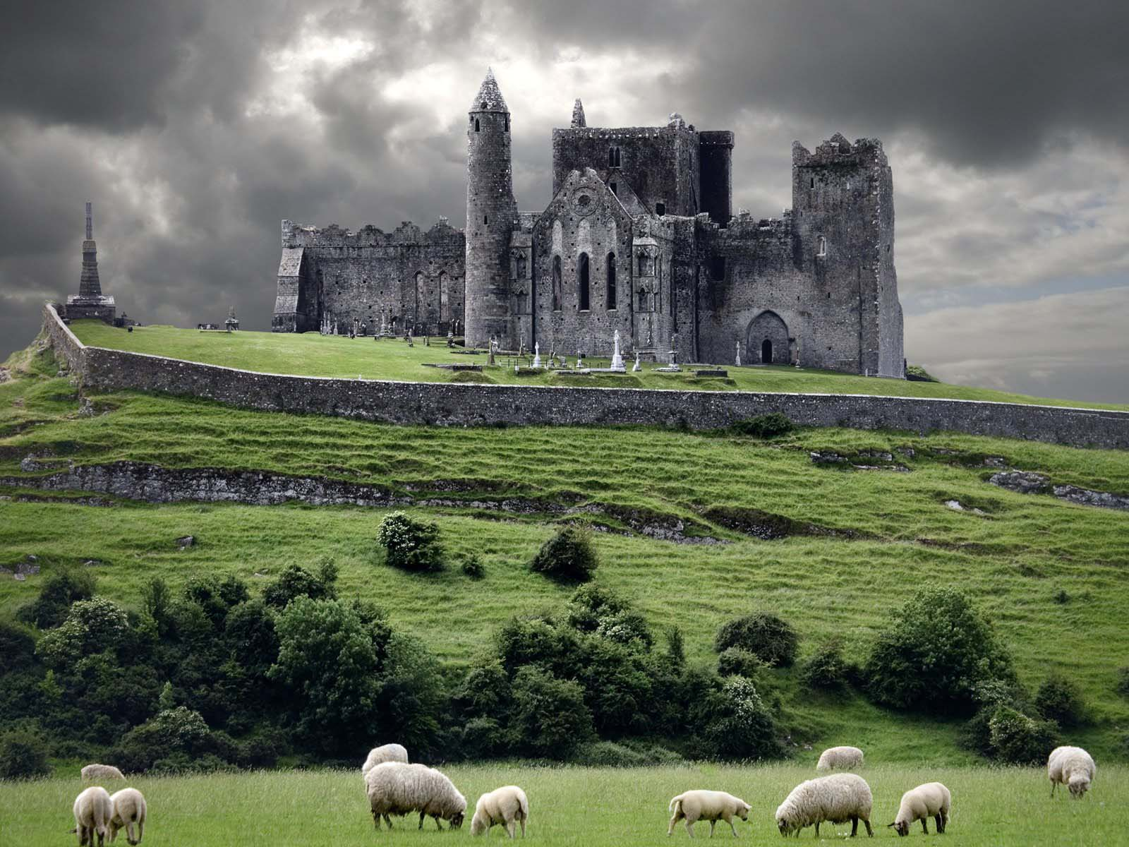 Images For > Irish Scenery Wallpaper