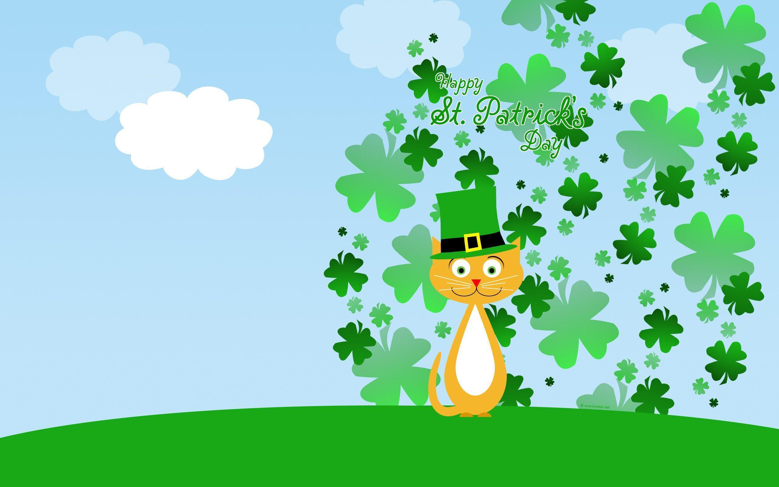 simple st patrick wallpaper - photo #29