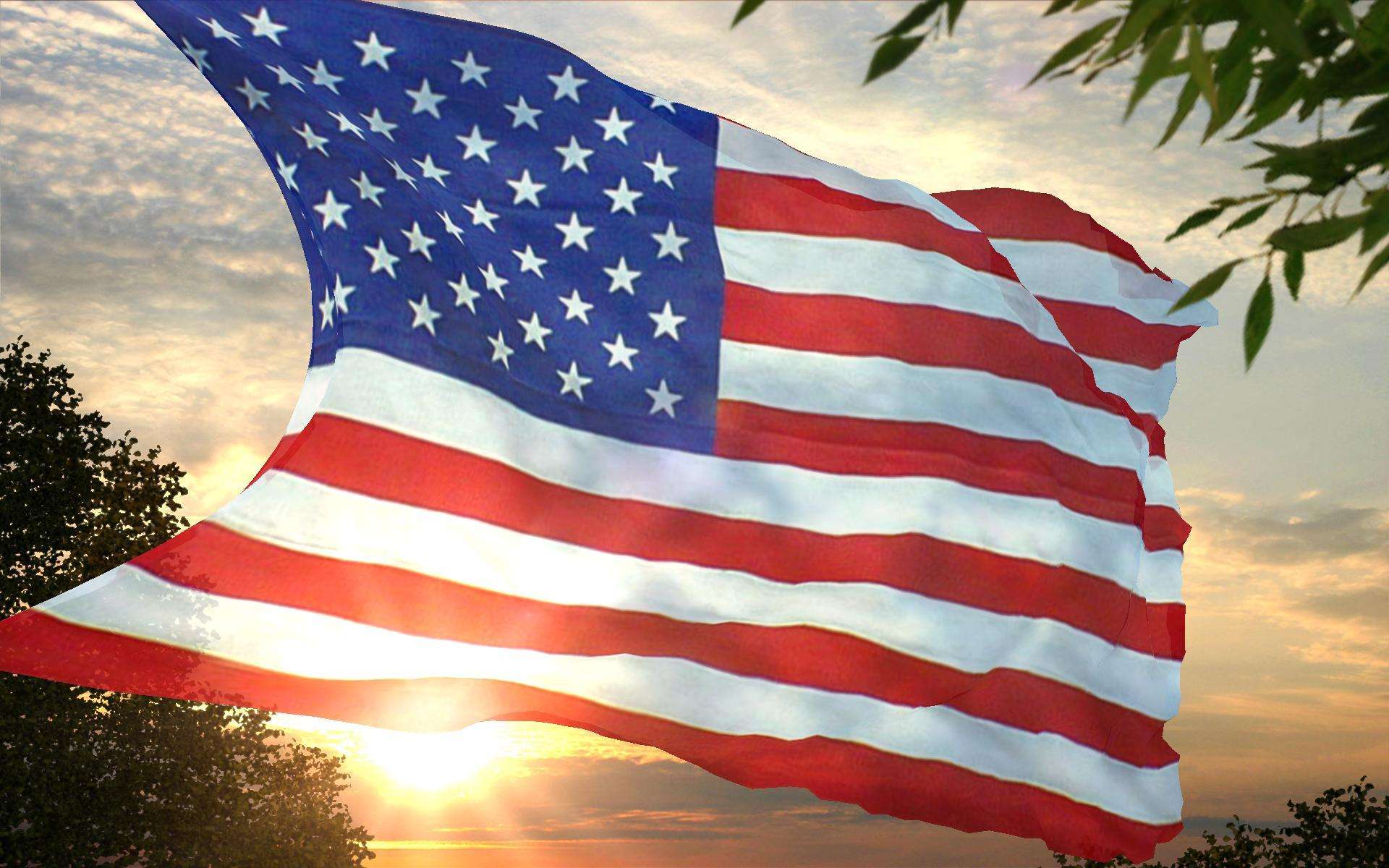 Wallpapers For > American Flag Wallpapers Hd