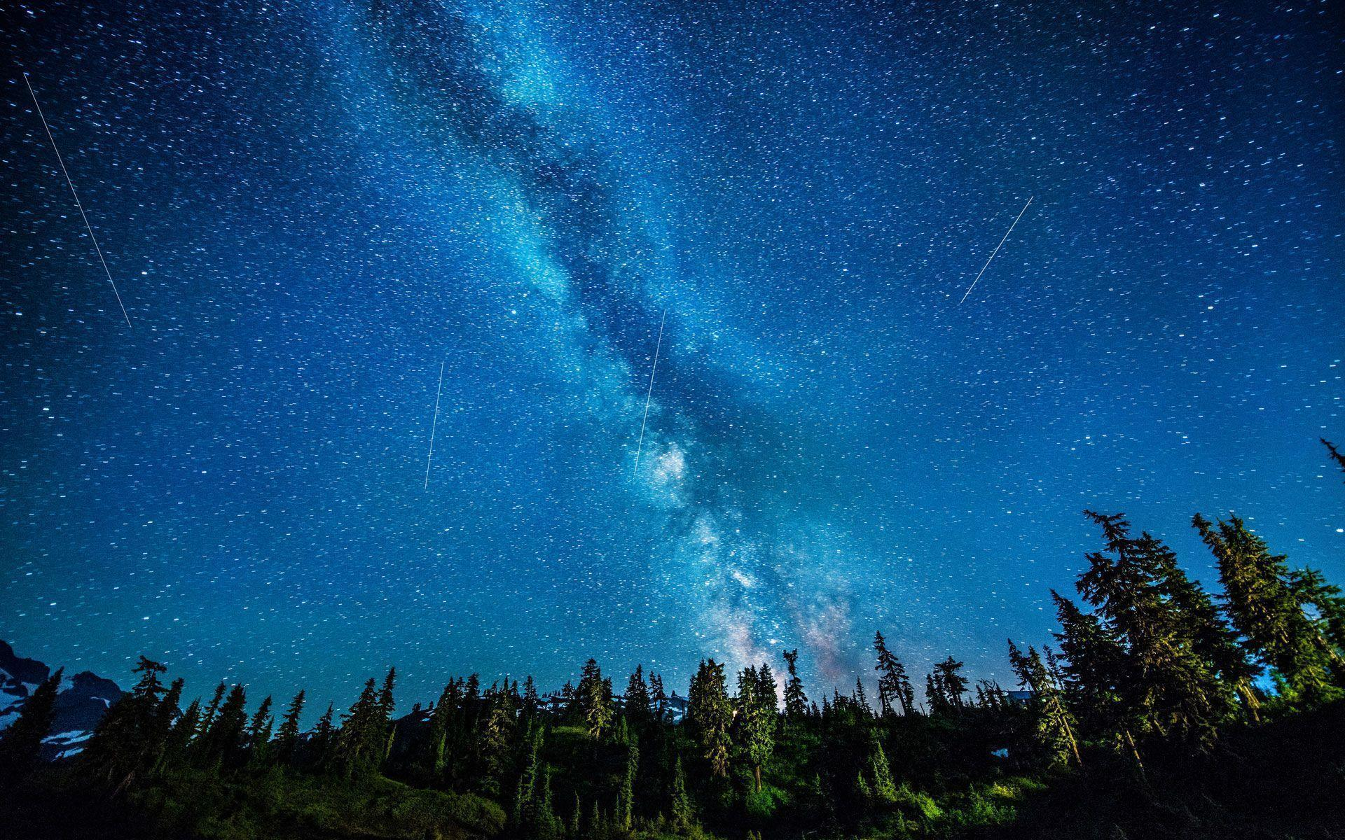 Image For > Milky Way Photography Wallpapers