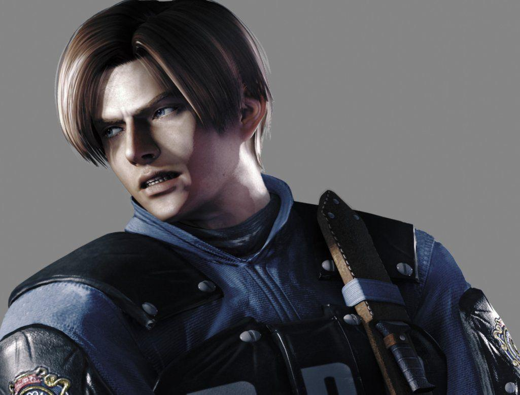 Leon S. Kennedy Wallpapers