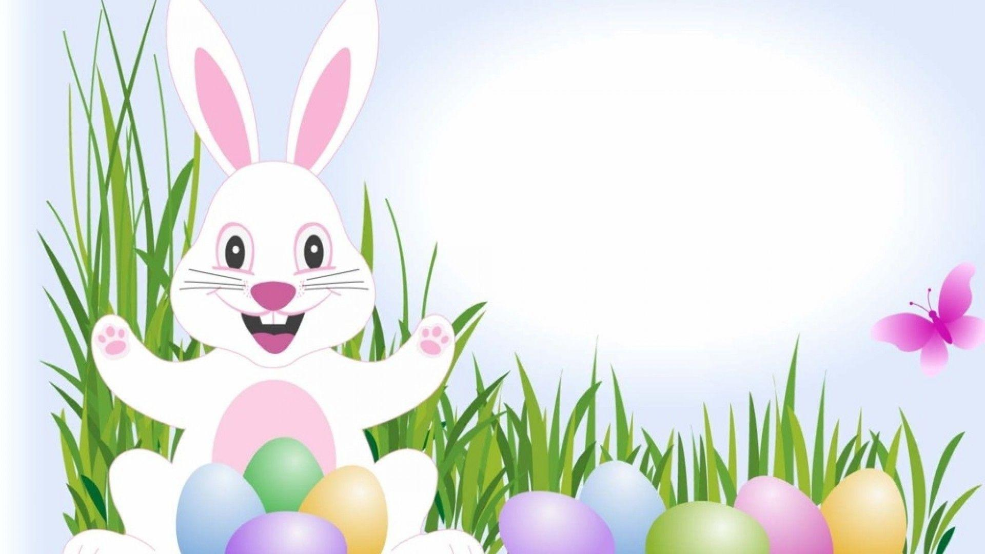Easter Bunny Backgrounds Wallpaper Cave