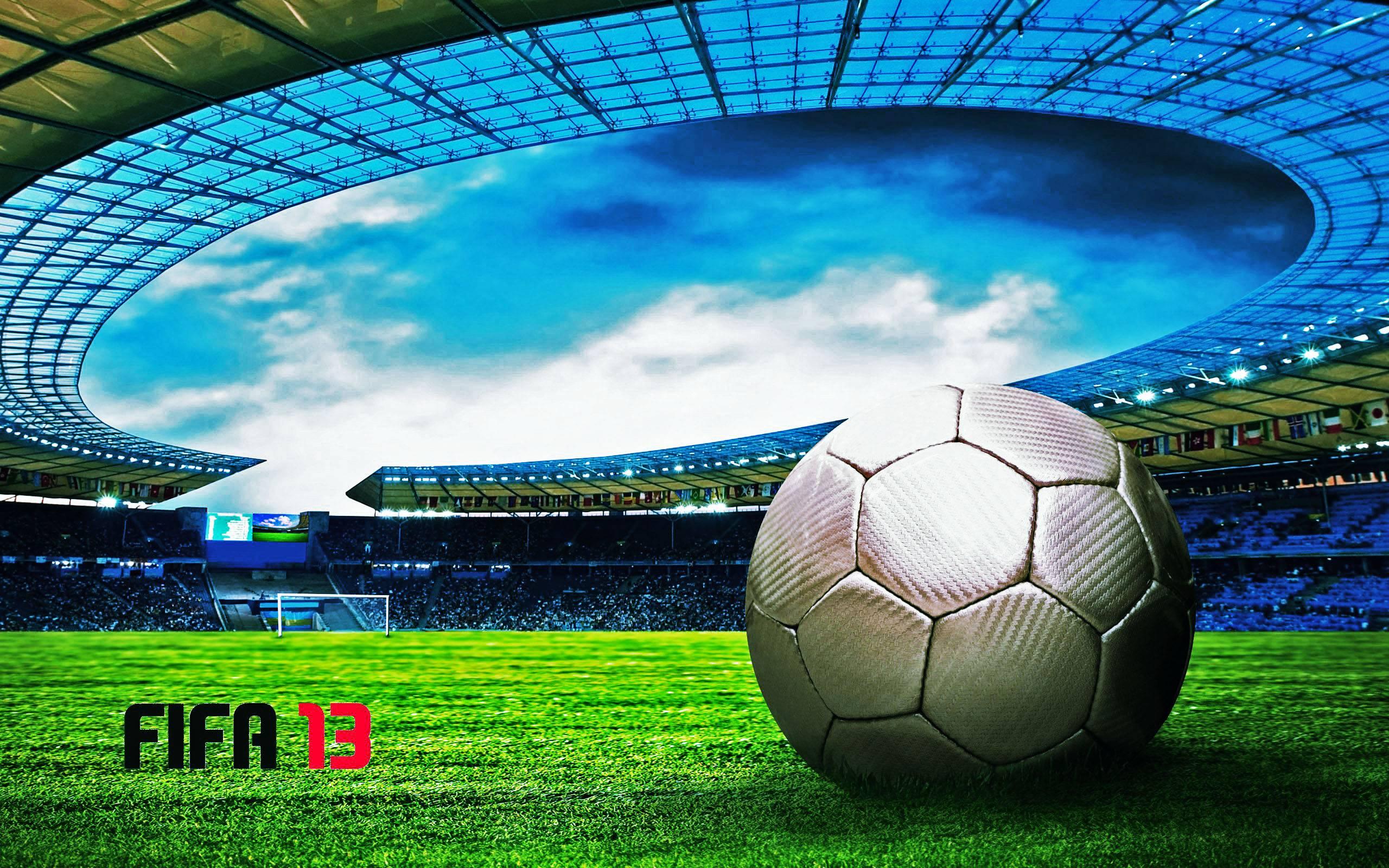 Games Cristiano Ronaldo Fifa  Game Hd Wallpaper Download
