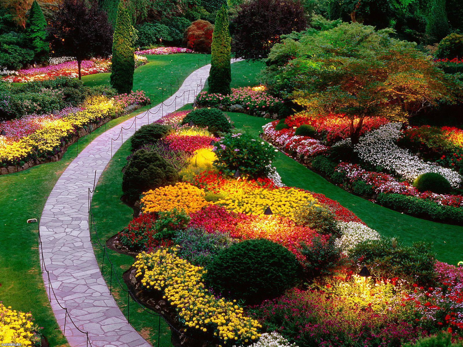 Garden Desktop Wallpapers