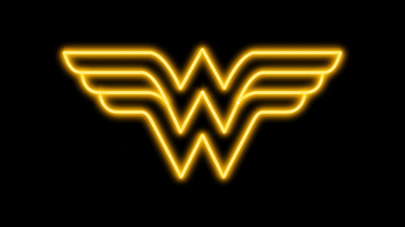 Wonder Woman Logo Wallpapers Wallpaper Cave