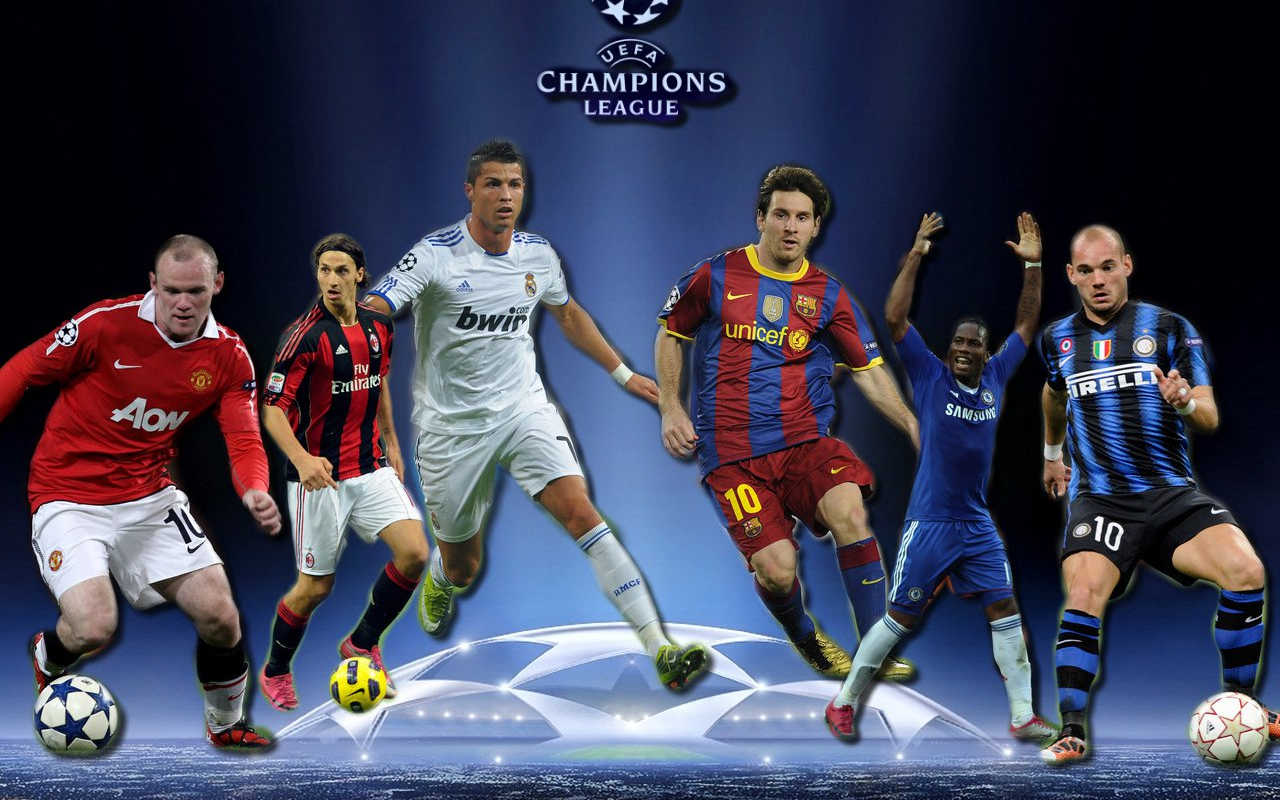 UEFA Champions League Football Wallpapers Wallpapers