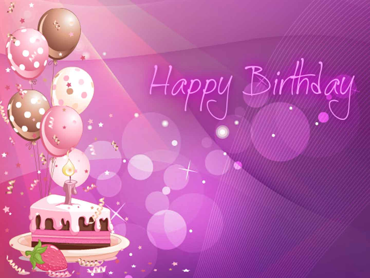 Happy Birthday Wallpapers Free