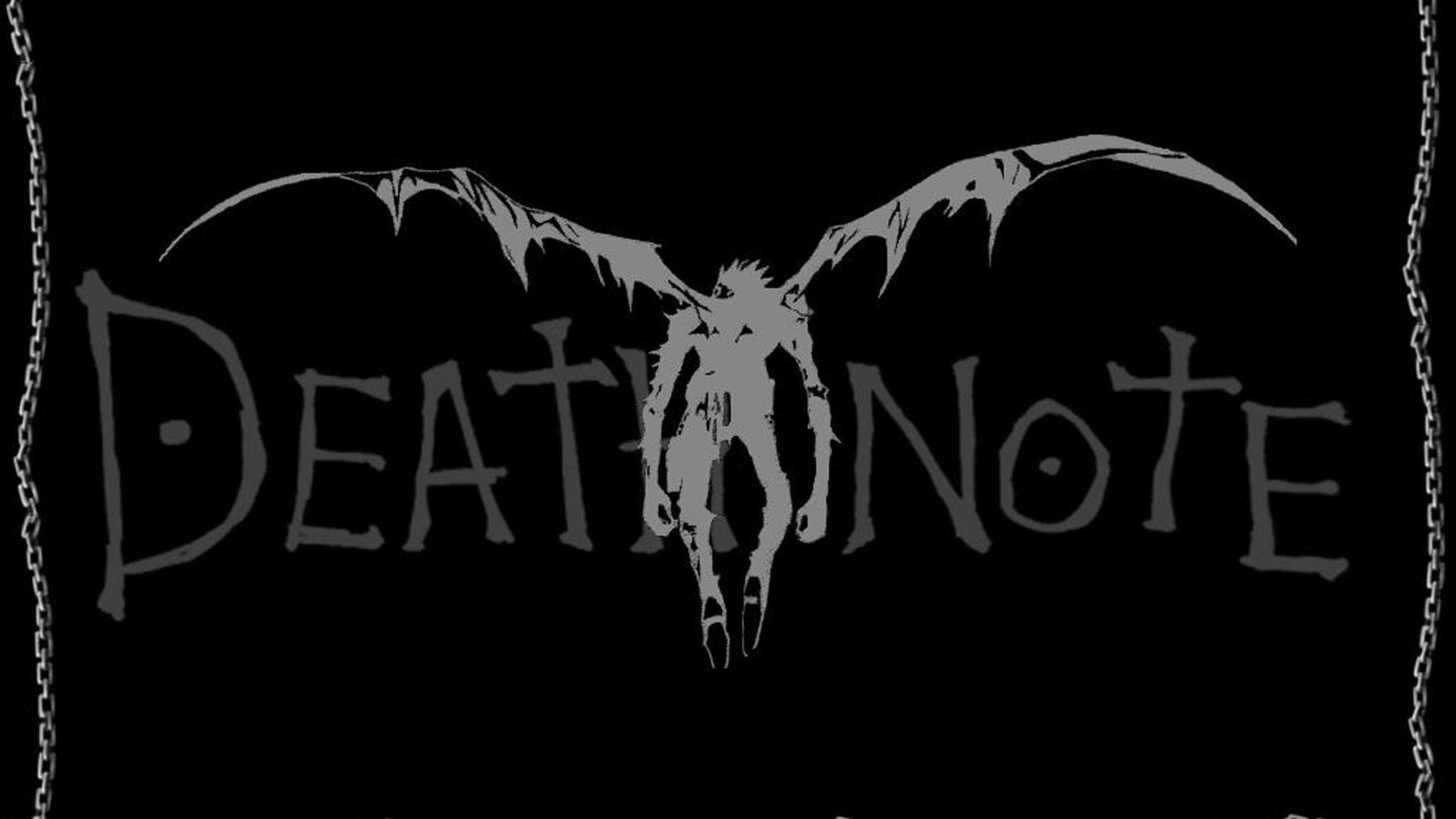 Death Note Devil Anime Wallpaper Desktop #7362 Wallpaper | High ...