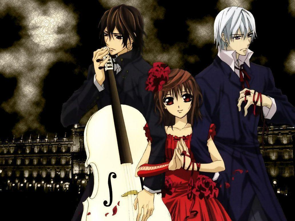 vampire knight wallpaper hd - photo #32