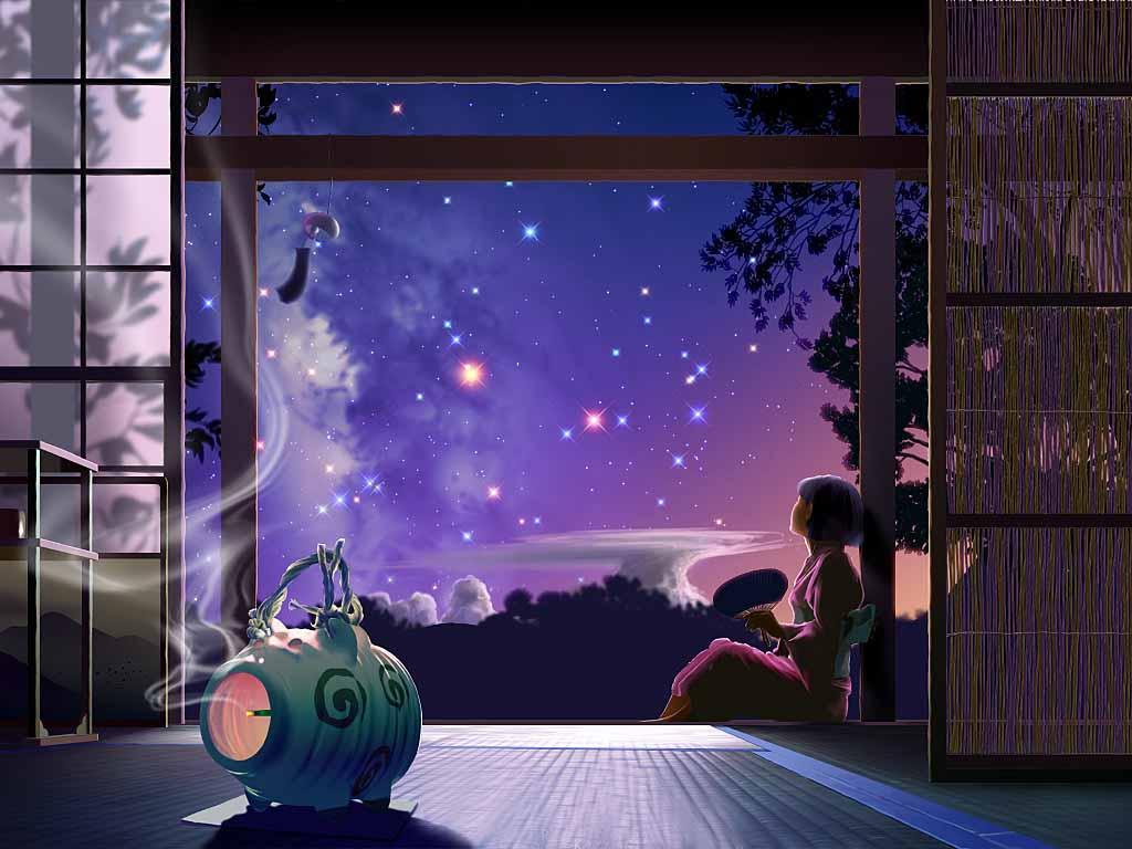 Wallpapers Night Sky