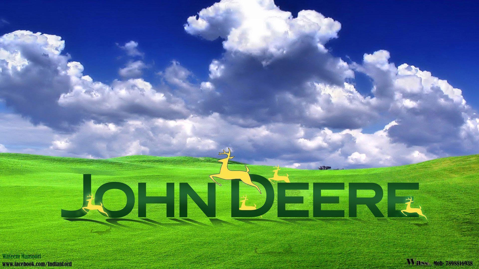 john deere desktop background - photo #2