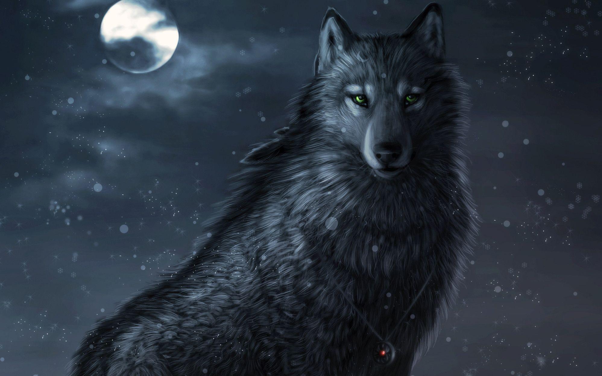 Wolf Computer Wallpapers Desktop Backgrounds x ID