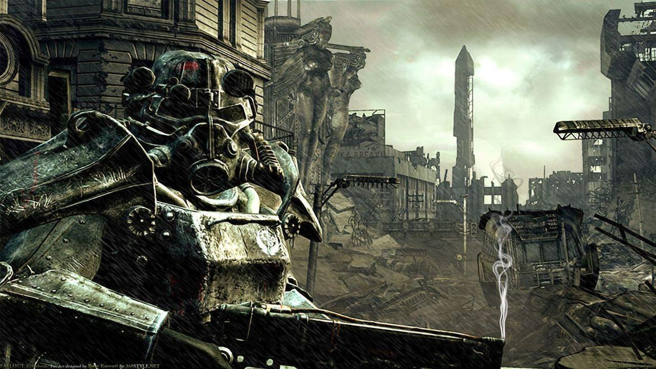 Download Fallout 3 Wallpaper Wide (6855) Full Size | Free Game ...