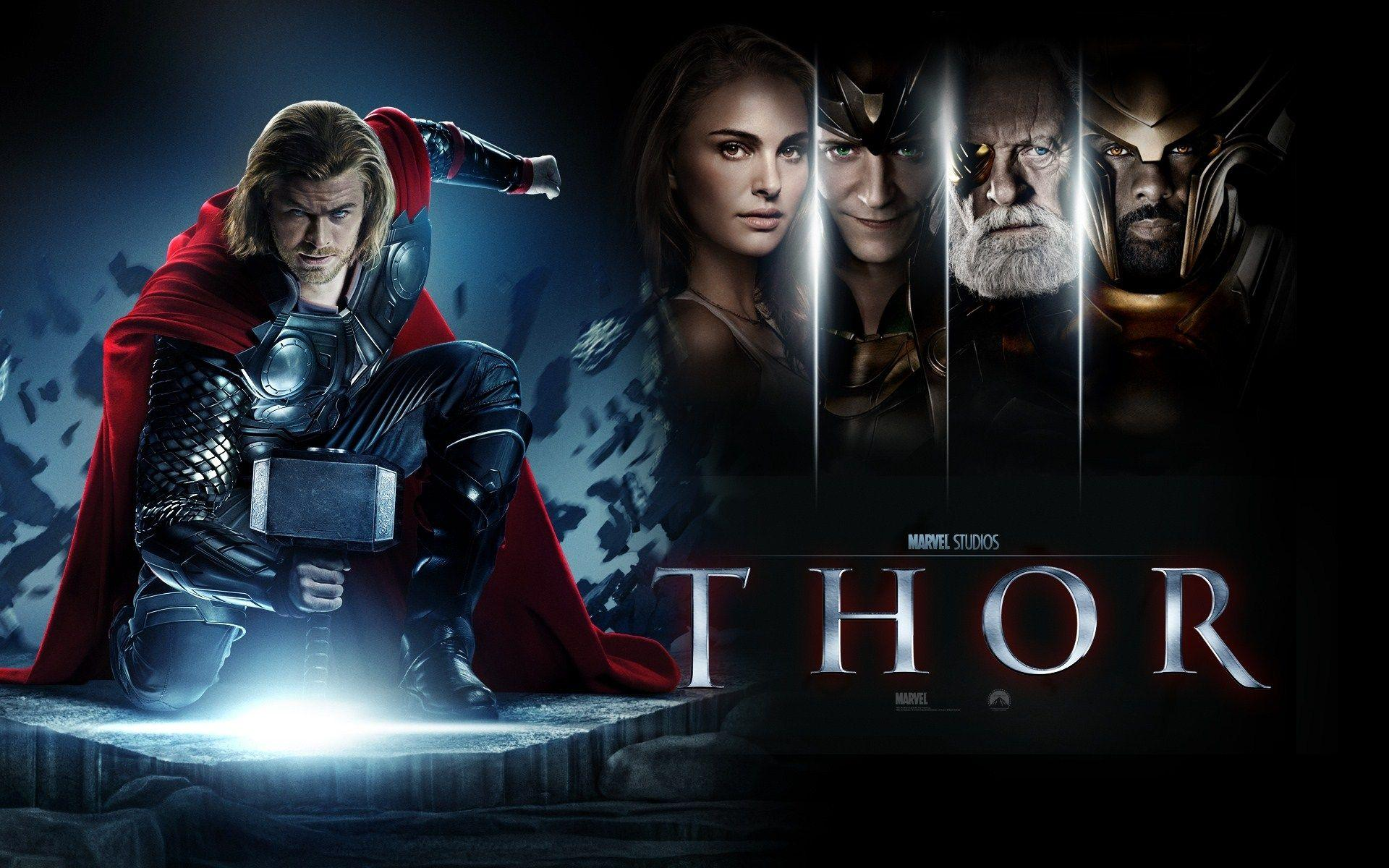 26 Thor Wallpapers   Thor Backgrounds