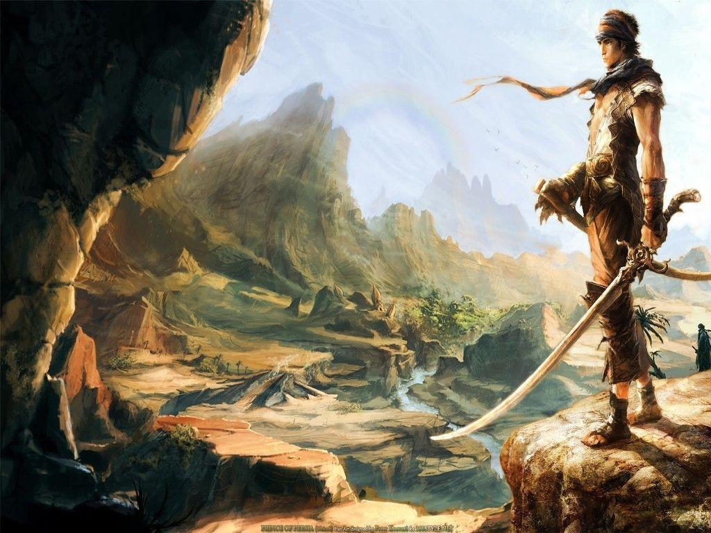 Prince of Persia: The Sands of Time HD Wallpaper ... |Prince Of Persia Movie Wallpapers