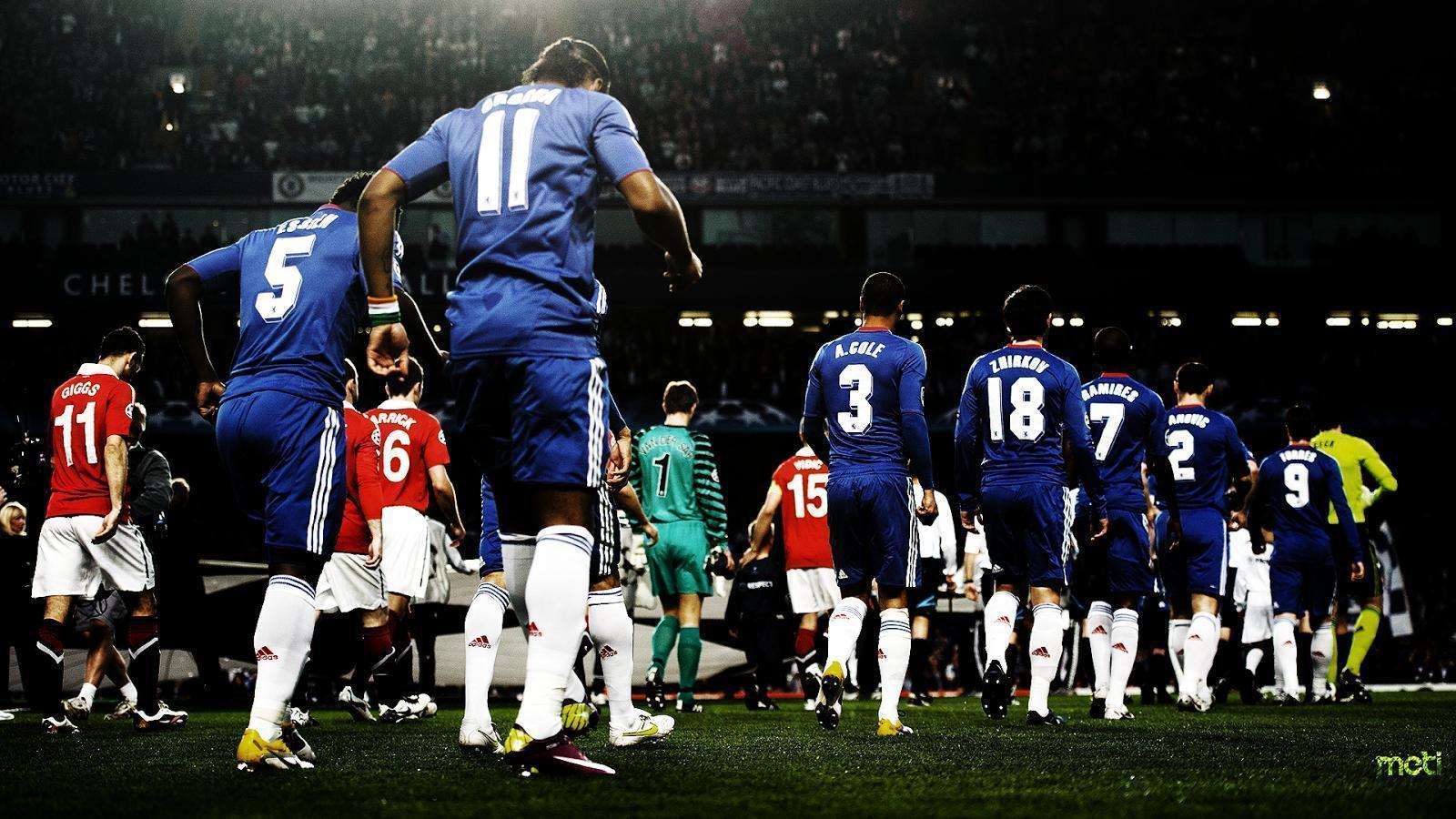 Chelsea Football Club Wallpaper | Football Wallpaper HD
