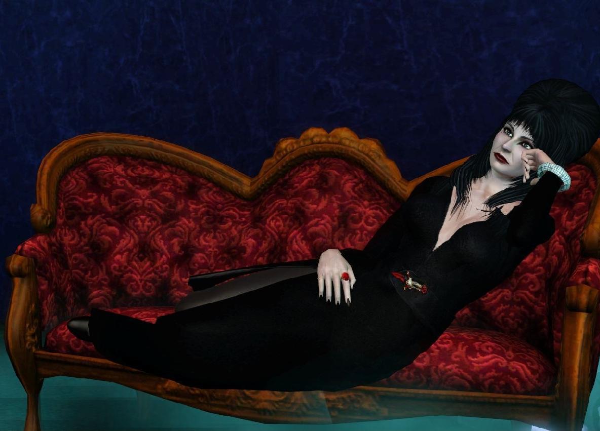 Elvira Mistress Of The Dark Wallpapers Wallpaper Cave