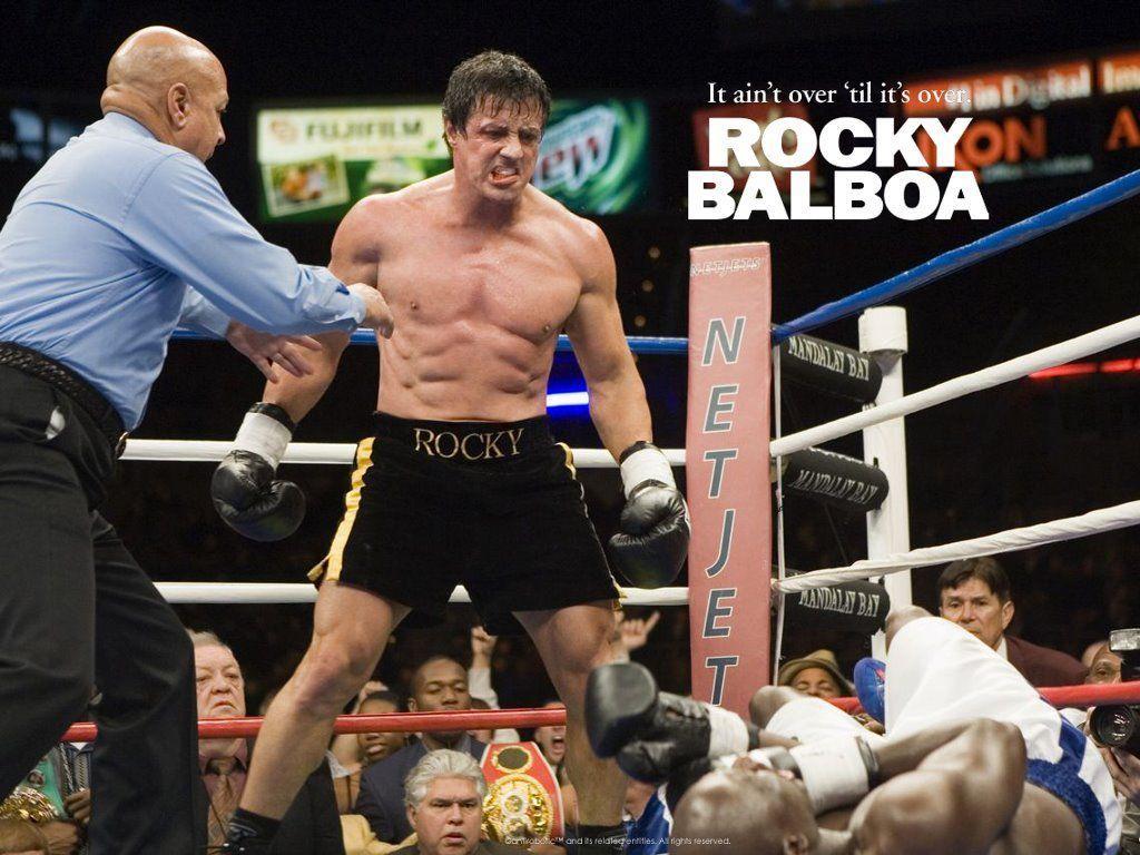 My Free Wallpapers - Movies Wallpaper : Rocky Balboa