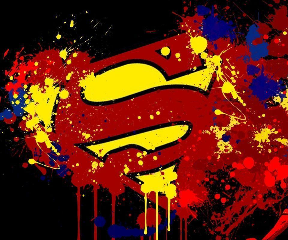 Imgs For > Superman Symbol Wallpapers