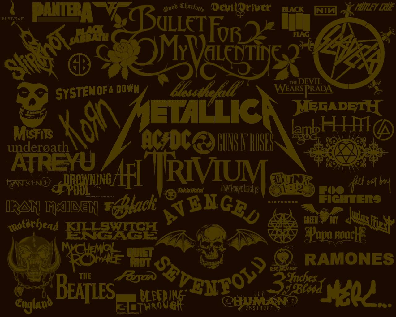 Wallpapers For Rock Bands Wallpaper