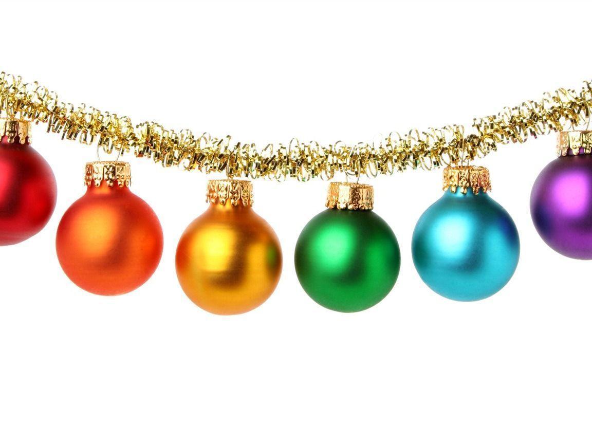Christmas ornaments Wallpaper | High Quality Wallpaper